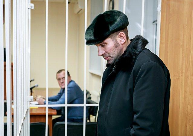 因涉嫌劫机被捕的帕维尔·沙波瓦洛夫