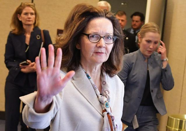 美国中情局局长吉娜•哈斯佩尔