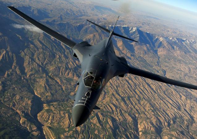 B-1B Lancer戰略轟炸機