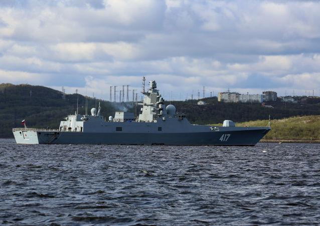 「戈爾什科夫蘇聯海軍元帥」號航母
