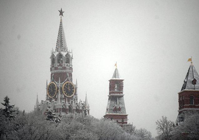 克宮:普京和盧卡申科或將在索契一起打冰球