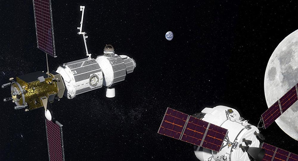 Deep Space Gateway国际近月站