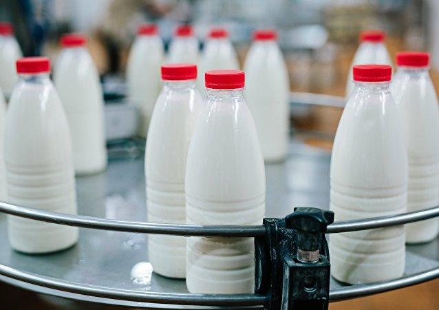 2018年中国进口超过250万吨牛奶