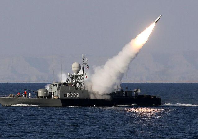 伊朗导弹射