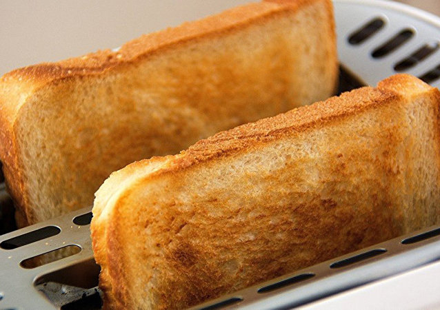 炸麵包塊( 吐司)