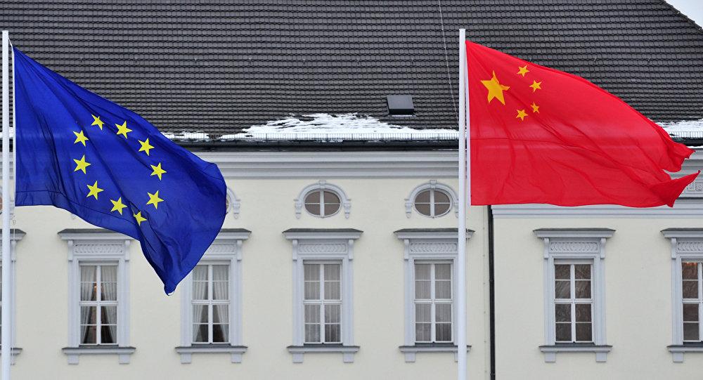 中国不知道在欧洲与谁谈判