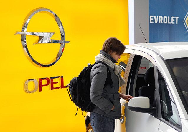 歐寶汽車宣佈重返俄羅斯市場