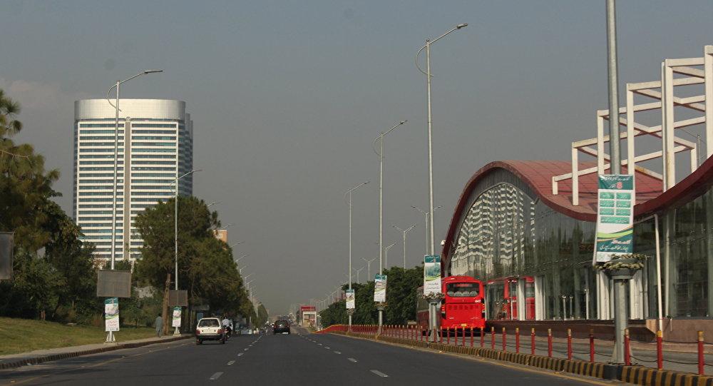 巴基斯坦首都伊斯兰堡