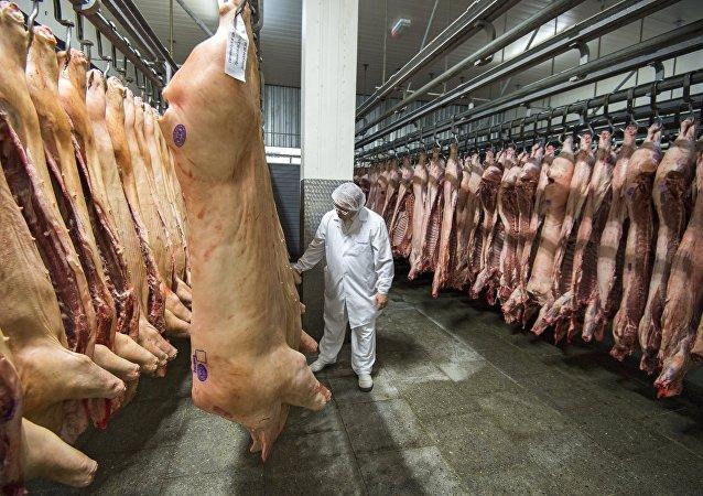 肉类加工厂