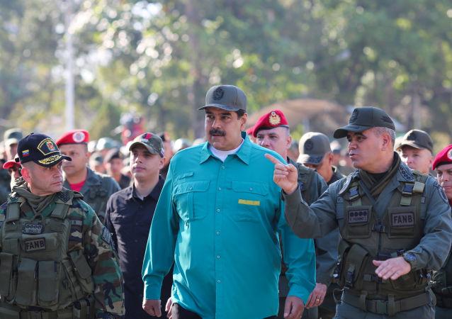 《泛美联防公约》成员国限制马杜罗和一些委内瑞拉官员入境和过境