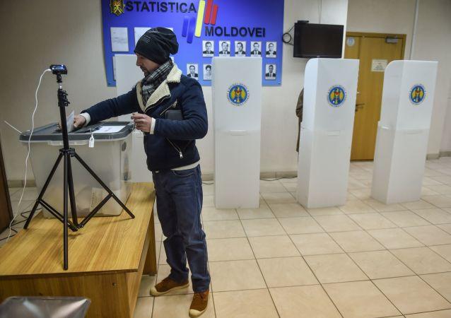 摩尔多瓦议会选举