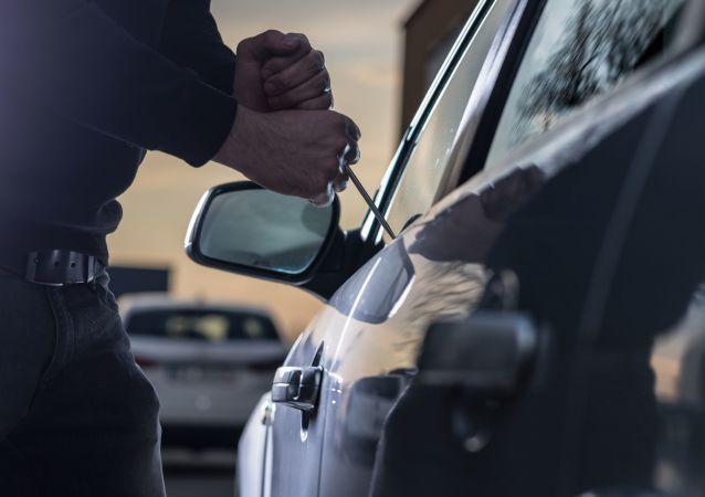 俄羅斯被盜最多的汽車品牌