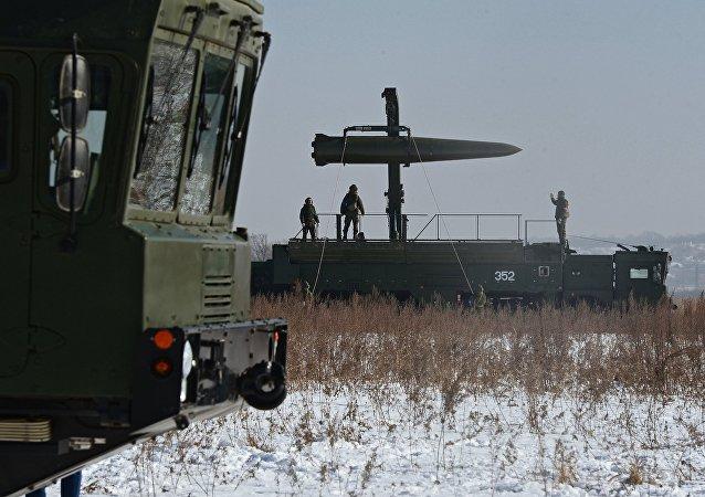 俄向北约表示把《中导条约》中断责任推给俄的做法无根据