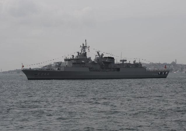 土耳其海军(资料图片)