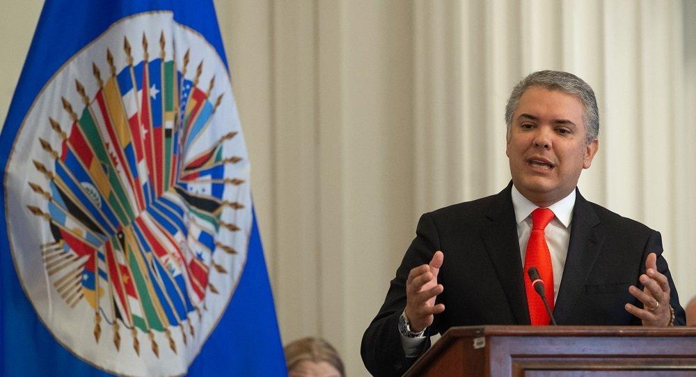 哥倫比亞總統杜克
