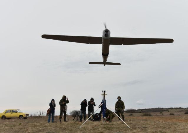 俄罗斯为测试新武器开发高速移动的靶标系统