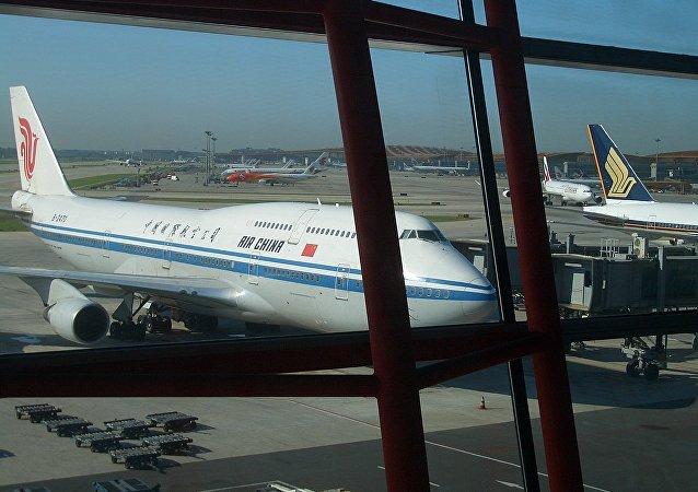 中國國航客機
