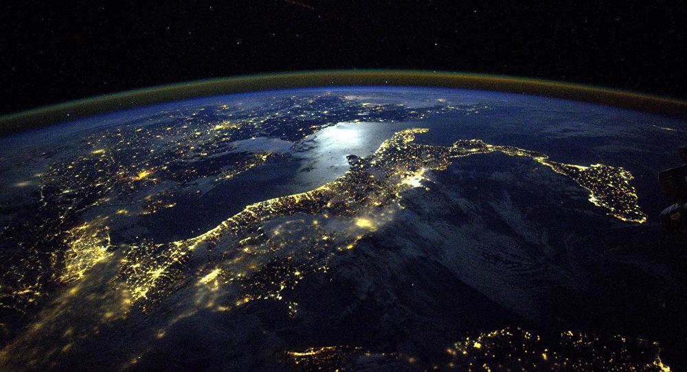 地球,意大利