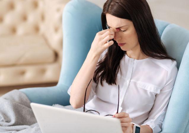 俄专家:新冠后遗症可能有记忆力下降、体虚和头晕