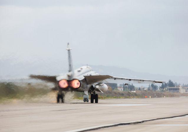 俄空天军在与土耳其协调下空袭叙伊德利卜的恐怖组织弹药库