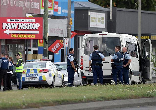 新西蘭警方發現清真寺襲擊案又一死者的遺體
