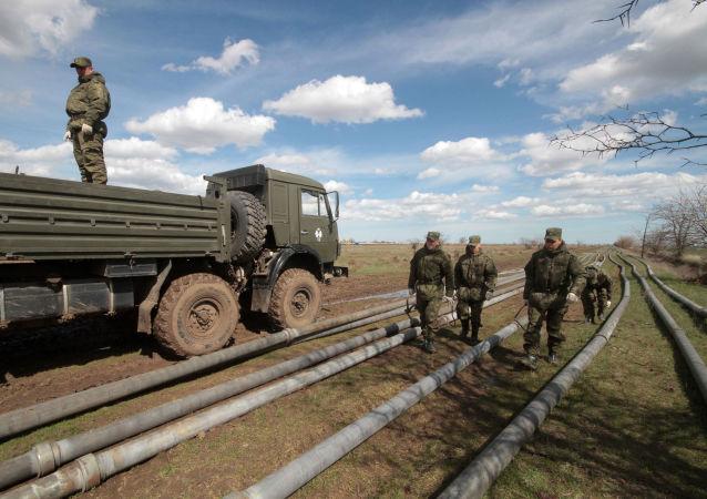 克里米亞將就烏克蘭切斷水源問題向聯合國發出正式呼籲