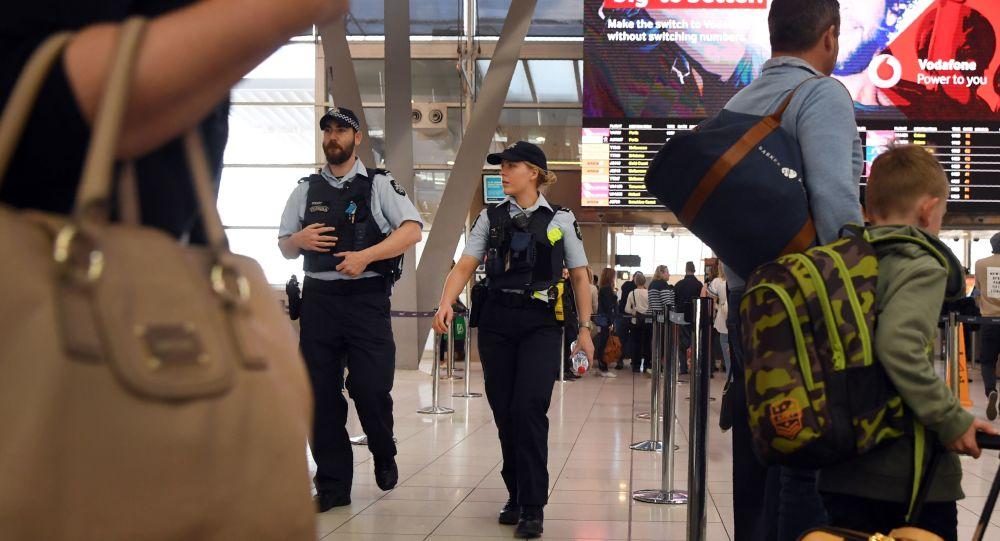 Аэропорт Сиднея, Австралия