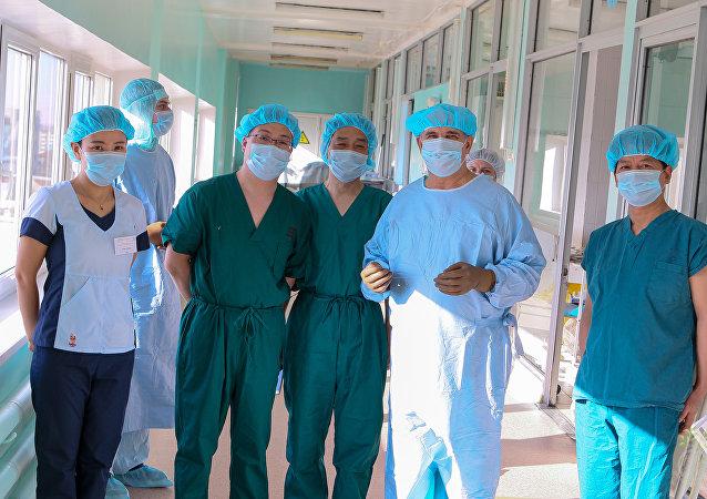 中俄开辟医疗健康领域新格局