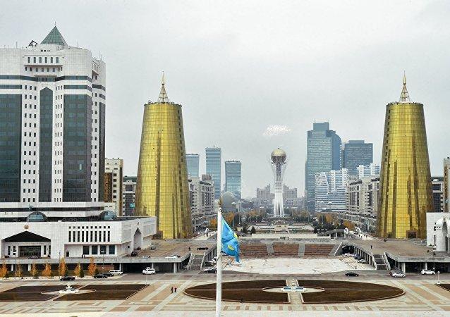 美駐哈大使:美國正試圖減輕制裁俄羅斯對哈薩克斯坦的影響