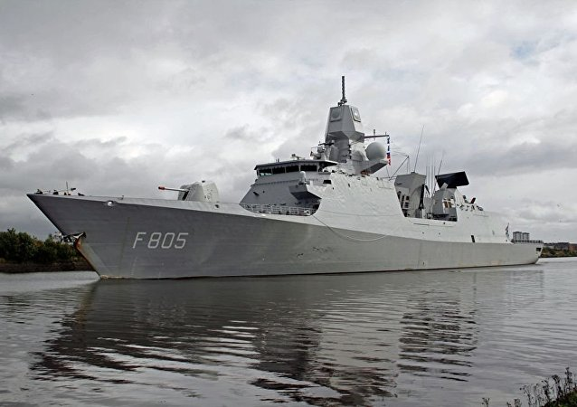 荷兰护卫舰埃弗森号(Evertsen)