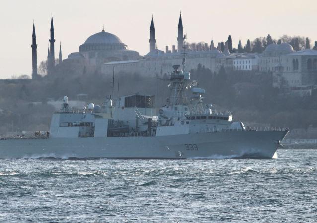 加拿大海軍七年來將首次有三艘潛艇可用