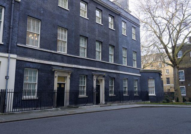 英國首相辦公室在倫敦