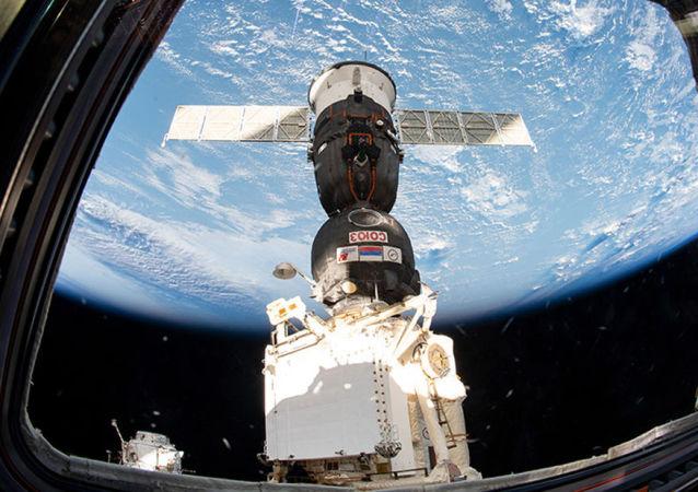 """乘坐""""联盟-MS""""号飞船进行太空旅游的价格为2.8亿人民币"""
