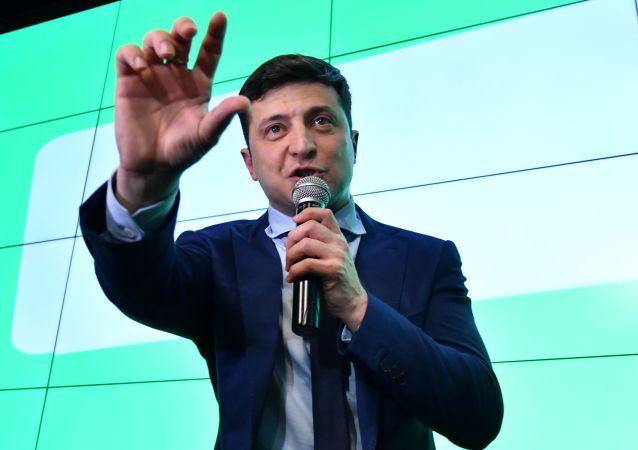 烏克蘭澤林斯基競選總部:暫時還無法談及解散拉達