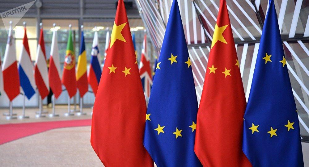 习近平称与欧盟的投资协定将改善商业环境