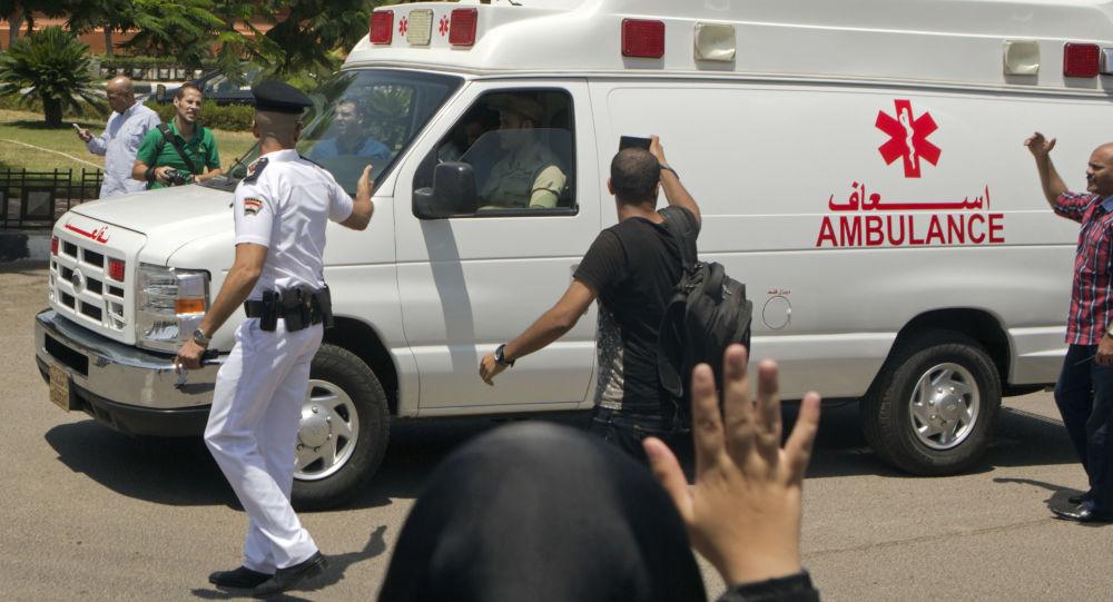 埃及救護車