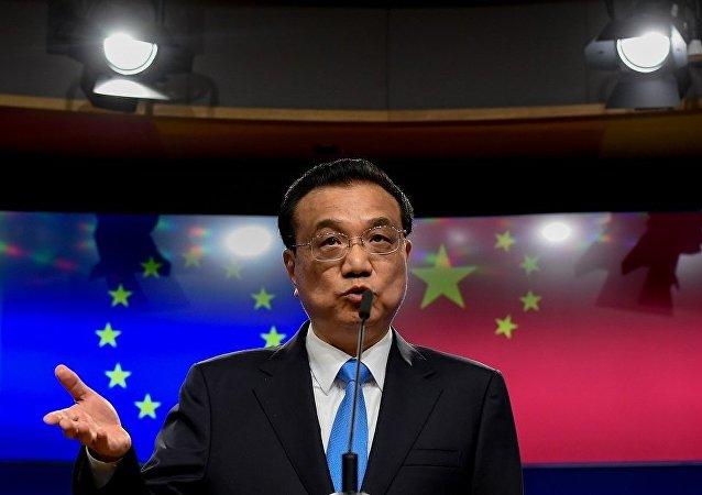 中国国务院总理李克强(资料图片)
