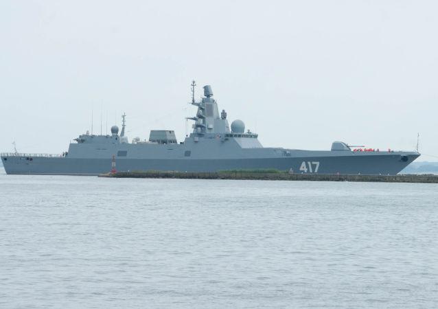 """""""戈尔什科夫海军上将号""""舰船"""