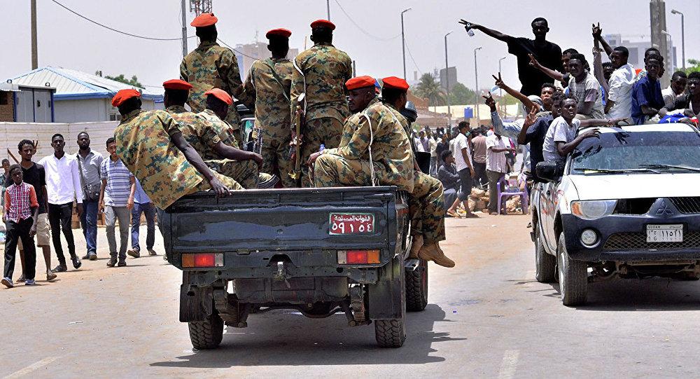 媒體:蘇丹軍隊宣佈阻止該國一起未遂政變