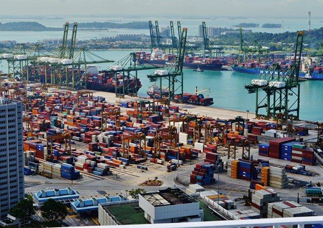 Порт Сингапура