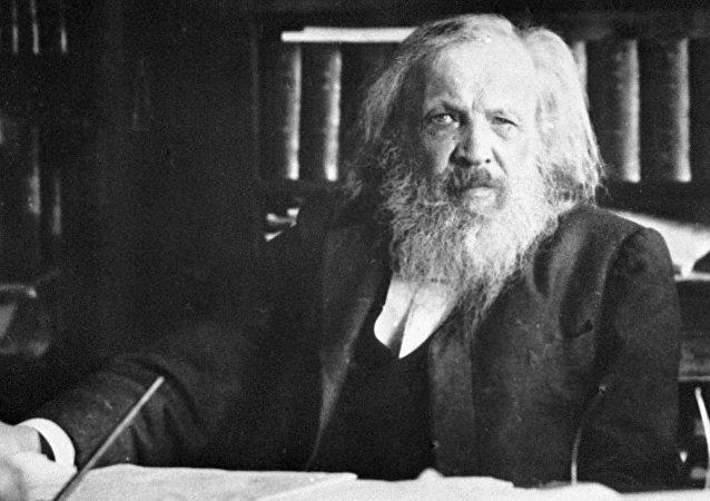 俄羅斯化學家門捷列夫