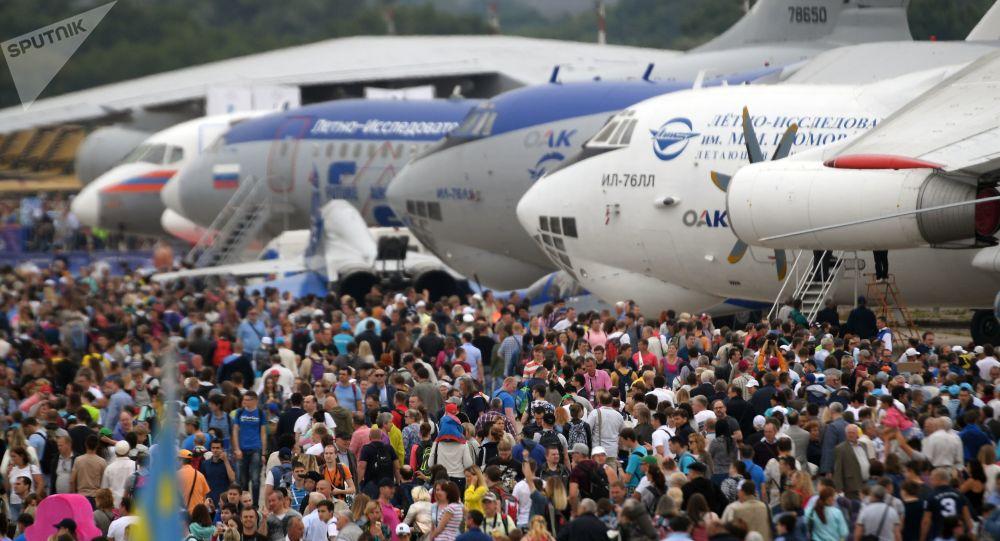 中國首次成為莫斯科航展聯合承辦國,有哪些亮點?