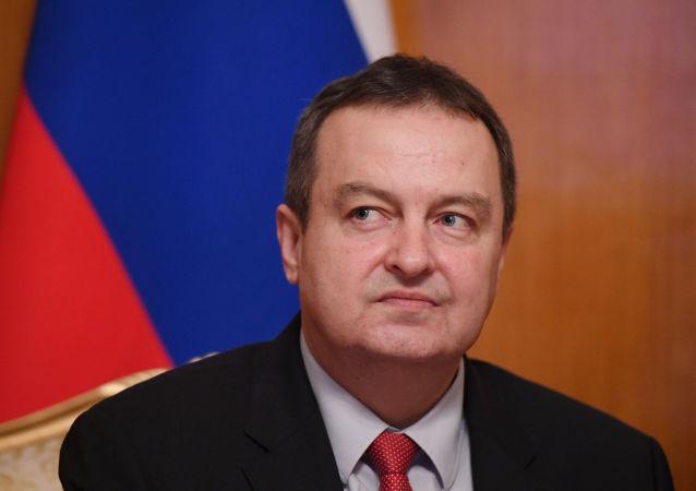 塞尔维亚议长:塞向来拒绝对俄罗斯实行制裁