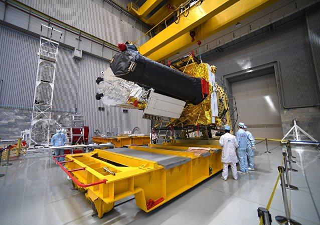 俄航天集團:搭載「光譜-RG」天文台的「質子-M」運載火箭因技術問題被推遲發射