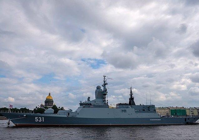 俄海军将接装可靠反鱼雷鱼雷