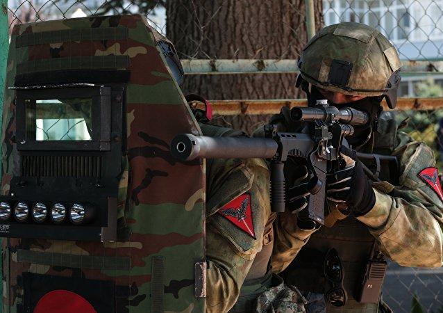 俄媒:中俄安全部門緊密合作打擊恐怖主義