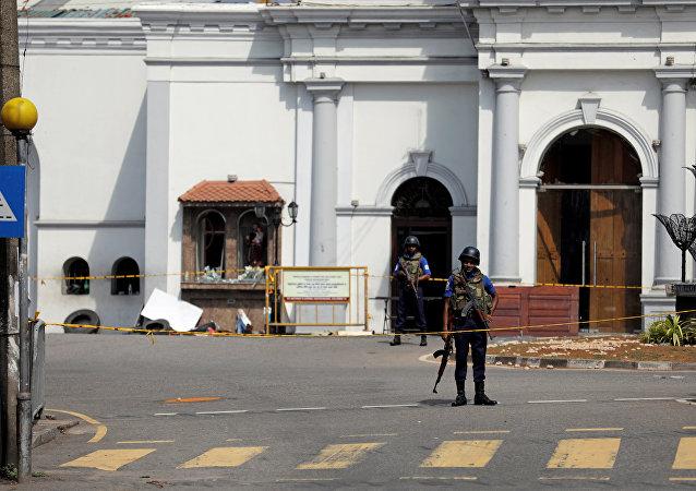 斯里蘭卡取消該國東部的宵禁