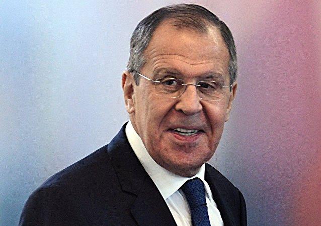 俄外长7月17日将与科特迪瓦外长举行会晤