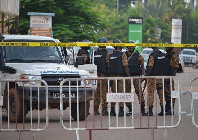 布基纳法索警察