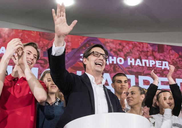 斯特沃·彭達羅夫斯基